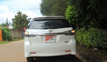 TOYOTA WISH. full