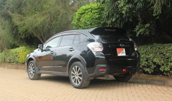 SUBARU XV. full