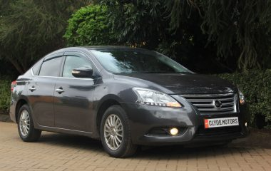 NISSAN SYLPHY.