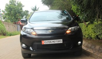 TOYOTA HARRIER. full